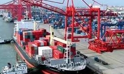 一季度江西外贸进出口增幅高出全国15.1个百分点