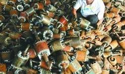 中国严打洋垃圾 废铜是一个重要战场
