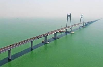 佛山铝材扮靓港珠澳大桥