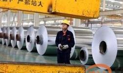 美国财政部长史蒂芬・姆钦表示,对中国的钢铁和铝关税将保持不变