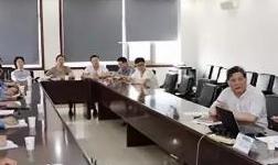 国际铝协铝土矿与氧化铝专业委员会原主席史蒂夫博士到郑州研究院交流访问