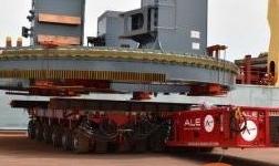阿联酋环球铝业采购一套中国制造的世界上先进的翻车机
