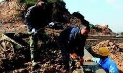 废矿上建起京西绿色屏障