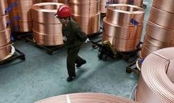 LME期铜触及四年半高位 因智利供应忧虑和风险意愿增强