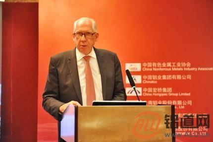 罗恩•耐普谈国际铝业形势:贸易保护会引起产业衰退!