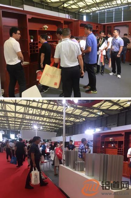 【展会资讯】华建铝业集团精彩亮相上海国际工业材料展会