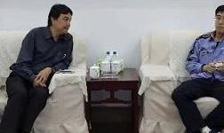 李志强会见马可迅车轮有限公司供应链亚太地区主管 Chatchaphop Srikhajonlap一行