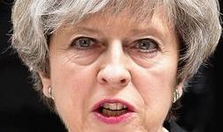 英首相赢得又一场关键退欧投票胜利 英镑反弹逾百点