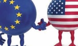美国欧盟达成协议:将致力于消除关税和贸易壁垒