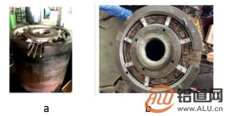 铝挤压筒智能高效长寿命直插式金属加热管的研发与应用