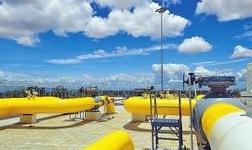 中海油深圳液化天然气接收站正式投产运营