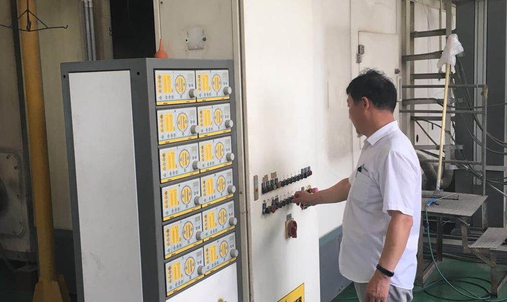 上海友升铝业设备转让公告