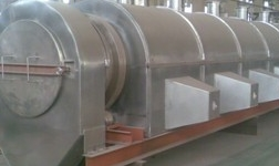 青海铝阴极生产线一期焙烧炉及环保改造项目竣工