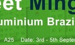 新市场拓展,明泰铝业开启巴西展会之旅