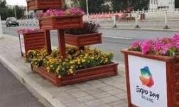 铝合金花箱提高市政花箱使用年限
