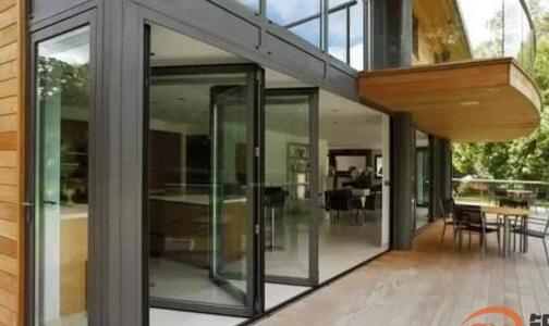铝合金折叠门好不好?有什么优点?