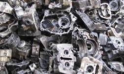 我国应引进一二条小型废铝生产线