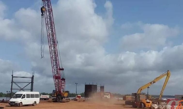 """魏桥在几""""铝行""""获点赞,新项目将为几内亚创造10000个直接就业岗位"""