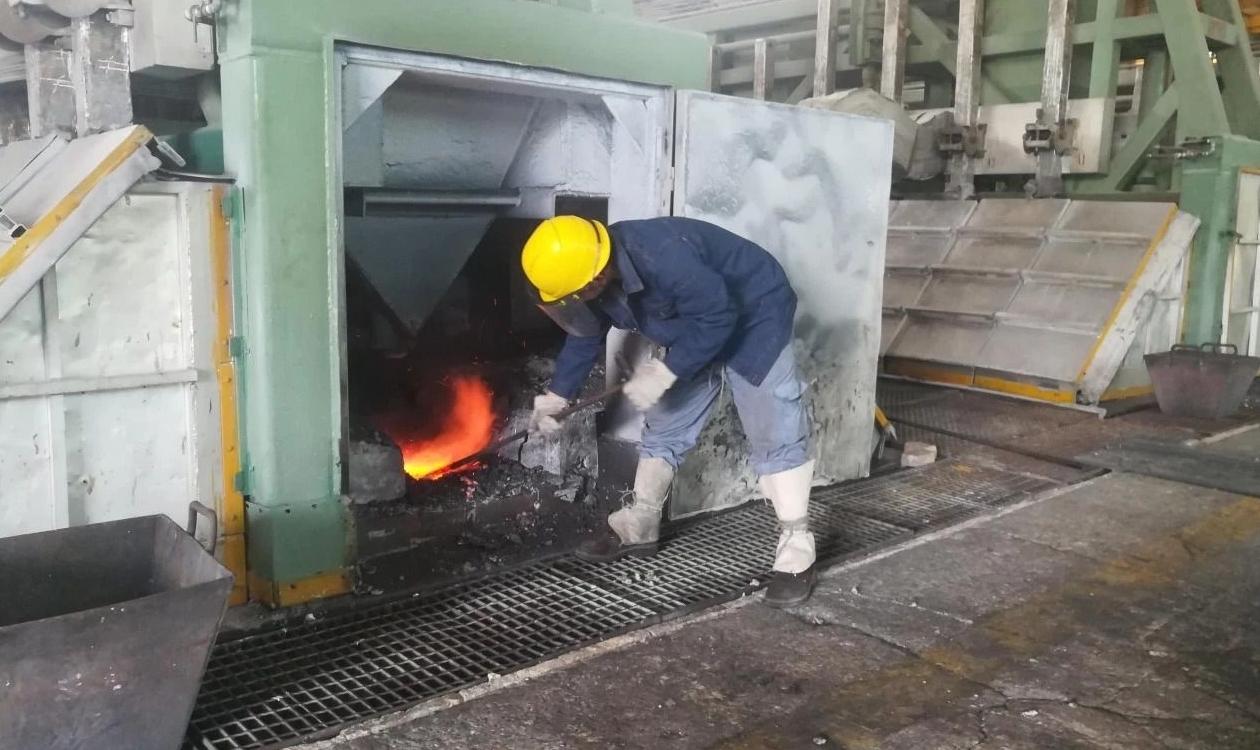 中孚铝业公司:精心谋划 确保电解槽平稳转季