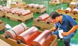 让技术革新助力生产―记铜冠铜箔公司铜陵工场维修车间班长周源