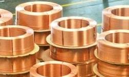 中国8月十种有色金属产量同比增长5.7%