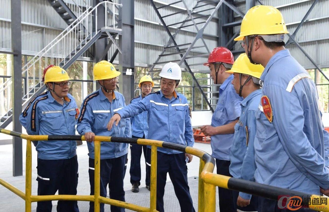 中铝西南铝尹雪春深入基层检查安全生产工作