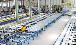 东方希望晋中铝业二期铝工业项目三线正式投产