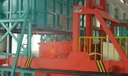 西北铝动力厂电机检修班完成22米淬火炉风机电机抢修任务