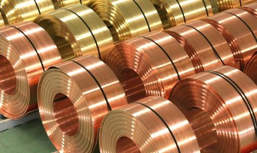1~7月全国十种有色金属产量同比增长3.9%