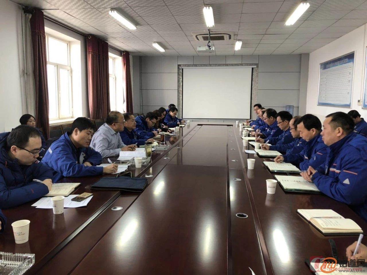陕西有色榆林新材料铝业分公司经济效益审计工作全面启动