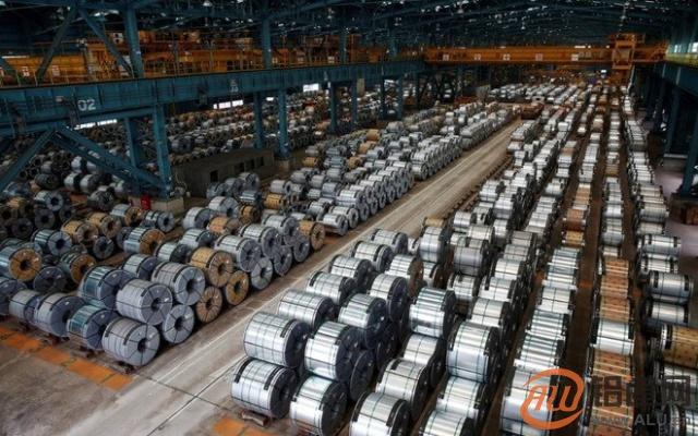 越南对中国进口铝材启动反倾销调查