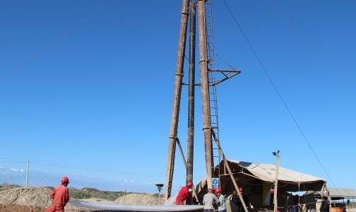 波黑鲁皮斯多金属矿钻探见到厚富矿