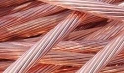 日本去年12月铜线缆销售量同比减少1.4%至56,700吨