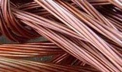美国12月对华出口废铜5236吨 数月来首见攀升