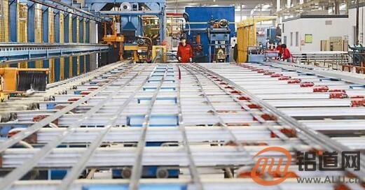 淮北濉溪经开区:科技赋能促铝基基地提质增效