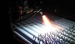 粉末静电喷涂设备的组成和结构