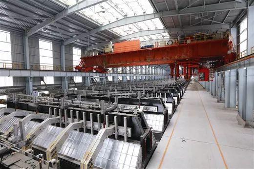 百矿集团走煤电铝一体化新路
