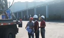 百矿铝业公司顺利通过市应急管理局隐患评估检查验收