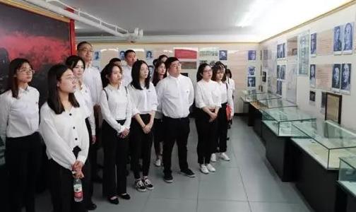 中国有色集团党委第二批主题教育深入开展