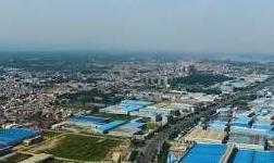 """这里是""""三宜""""美丽新巩义―千亿级铝精深加工基地回郭镇"""