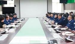 铝电公司党委副书记、工会代主席刘卫到山西铝业调研