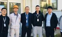 脉点科技组建科技服务专题小组走访包头市企业