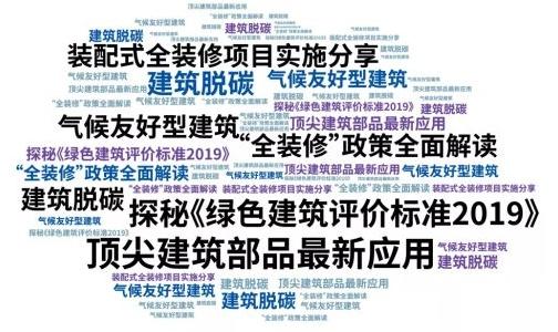 中国国际绿色地产与高品质门窗幕墙发展论坛全面启动!
