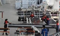 技术革命让海南派成铝业插上腾飞的翅膀 高档门窗生产效率是同行业的7至8倍