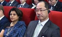 塔铝金业受邀参加塔吉克斯坦总统与工业企业家见面会