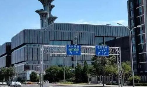 坚美集团:独创渐变色铝型材扮靓亚投行总部大楼