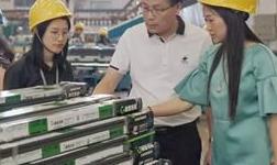 市政协主席欧爱民深入高登铝业开展暖企活动