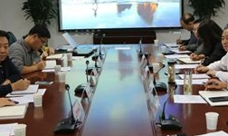 韩城市召开《韩河工业园新型合金材料产业发展规划》座谈会