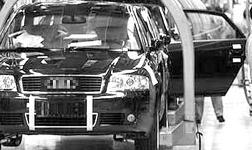 中国汽车行业的用铝量将从2018年的380万吨增加到2030年的910万吨