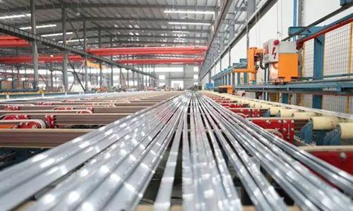 """滨州做大做优高端铝产业 为高质量发展注入""""新动力"""""""